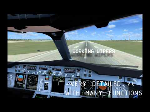 Best A380 for FSX - Project Airbus/Wilco A380 Merge