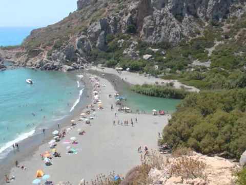 Γαμήλιο ταξίδι στην Κρήτη