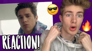"""Austin Mahone - """"Anxious""""(Official Music Video!) REACTION!"""