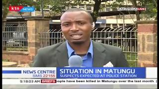 Latest developments on Matungu killings, after suspects were released from police custody