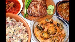 Чем я кормлю семью, простые блюда. Часть 18