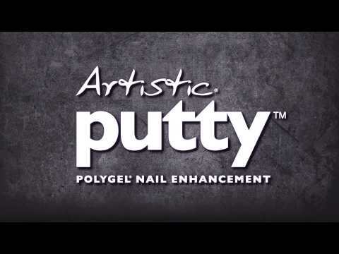 Artistic Putty™ One Color Application