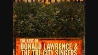 """Video thumbnail of """"Bless me by donald lawrence"""""""