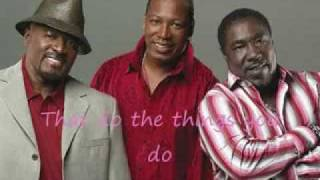 THE O'JAYS- FOREVER MINE ((WITH LYRICS)).flv