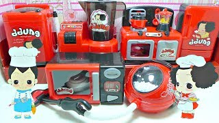 Miniature Kitchen & Home Appliance Toys For Children
