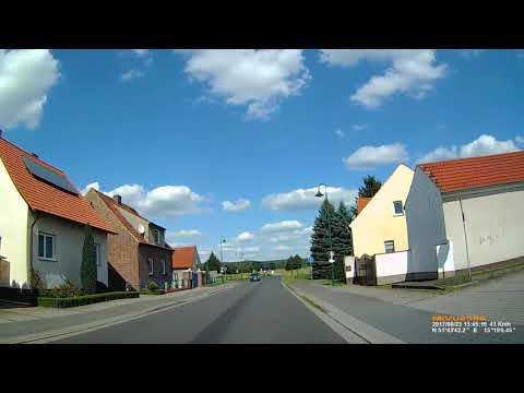 D: Kolochau. Gemeinde Kremitzaue. Landkreis Elbe-Elster. Ortsdurchfahrt. August 2017