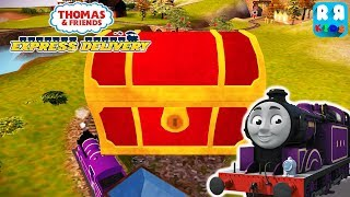 Thomas & Friends: Express Delivery - What Inside in The Chest?