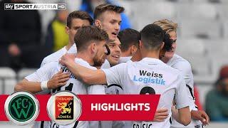 Highlights: Tipico Bundesliga, 25. Runde: FC Wacker Innsbruck - FC Admira 1:3