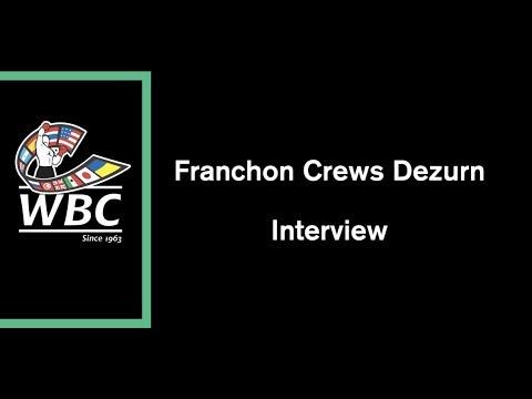 Franchon Crews interview