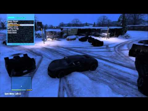 PS3/Xbox 360 GTA 5 Content Creator Mods 1 25/1 26 + Download