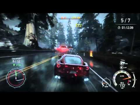 Gameplay de Need for Speed: Rivals Complete Edition