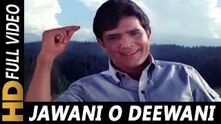 Jawani O Diwani Tu Zindabad | Kishore Kumar | Aan Milo