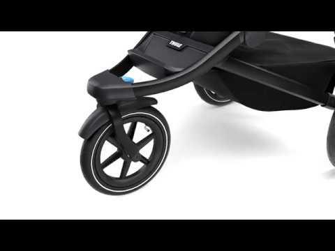 Коляска детская Thule Urban Glide 2 Black