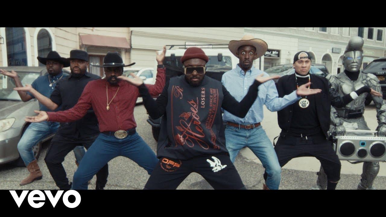 Black Eyed Peas, Nicky Jam, Tyga — Vida Loca