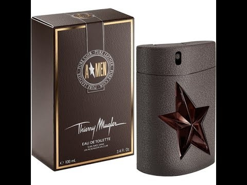 Thierry Mugler Pure Leather Fragrance Review (2012)