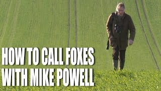 How to call foxes, with Mike Powell