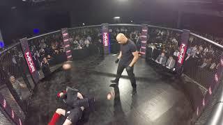 Ultra MMA | Manchester | Ryan Swarbrick VS Matthew French