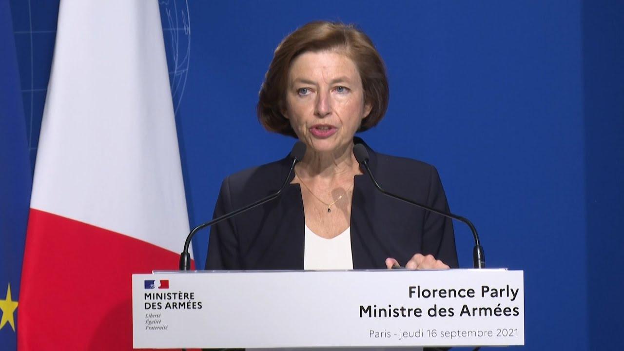 """""""Une frappe a atteint sa cible"""": Florence Parly évoque la mort du chef de l'EI au Grand Sahara"""