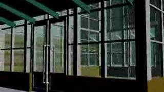 preview picture of video 'Wrexham Central Train Station'