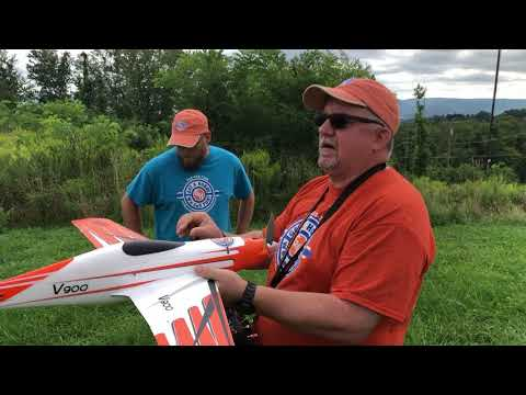 labor-day-2019-eflite-v900-post-flight-damage-report