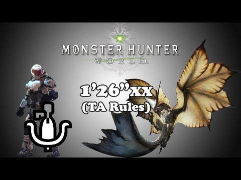 MHW PC w/ Mods] Arch Tempered Teostra - Clusters TA Rules