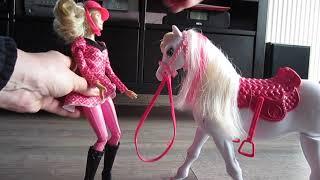 *Tutorial* Barbie und Pferd Majesty im Pferdeglück 2013 *Anleitung* Mattel
