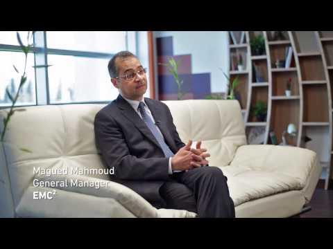 Egypt as a regional sourcing & ICT service hub | EMC2 testimonial