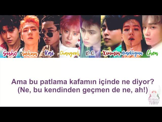 Exo Touch It Turkce Altyazili