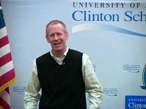 , title : 'Matthew Jacob and Mark Jacob at the Clinton School | 2010