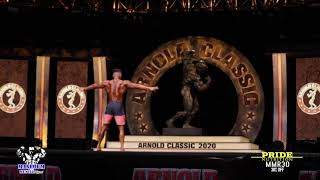 Mens Physique Posing | Arnold Classic 2020