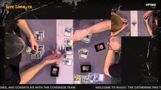 Pro Tour Magic 2015 - Round 14 (Standard) – Jeremy Dezano vs. Matt Sperling