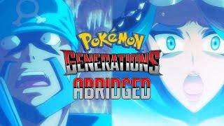 Pokémon Generations Abridged Episode 8: Deep and Wet - DeWarioFreak