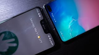 Samsung Galaxy S10+ vs Pixel 3 XL: How many cameras do you need?