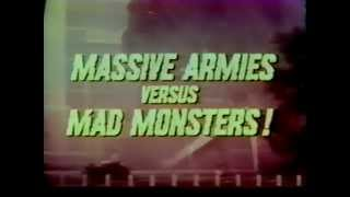 Trailer of Destroy All Monsters (1968)