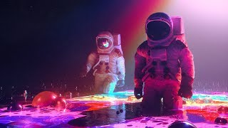 The Space Coast - A Synthwave Mix