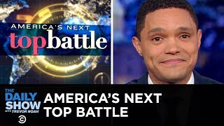 Iran, Venezuela and China: Finalists for America's Next Top Battle   The Daily Show