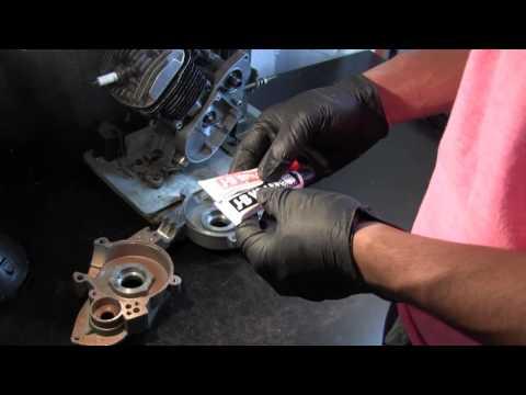 Crankcase Compression Ratios in your 2 Stroke Engine
