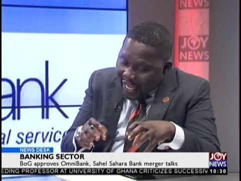 Banking Sector - News Desk on JoyNews (17-9-18)