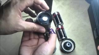 Diy lightsaber crystal blade plug crystal chamber most popular diy how to make a lightsaber hilt from a flashlight solutioingenieria Gallery