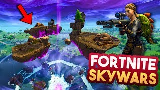 FORTNITE SKYWARS MINIGAME!! - Fortnite Playground (Nederlands)