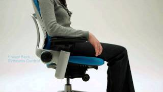 Leap chair - adjustability