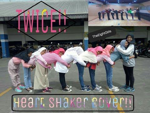 Twice - Heart Shaker Dance Cover BY : TEG