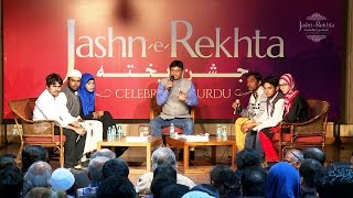 Jashn-e-Rekhta 2016: Baitbazi - A Game of Urdu Shayari