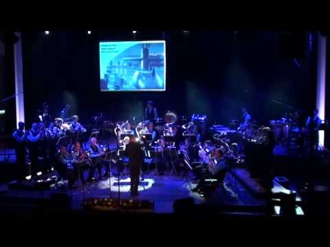 'Crimson Tide' played by Brassband De Wâldsang