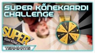 Super kõnekaardi challenge