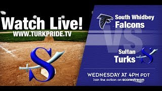 Girl's Softball - Sultan vs South Whidbey