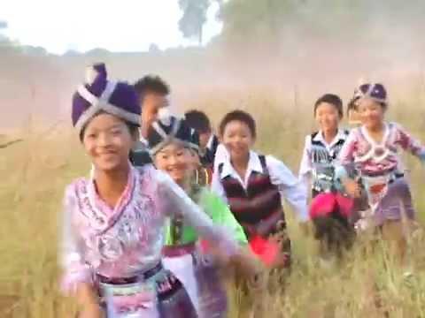 Hmong kid song