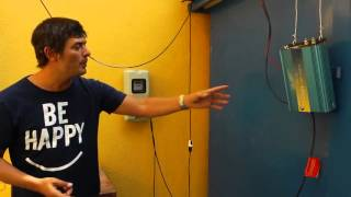 Cómo hacer paneles solares de forma económica. Franco Parisi