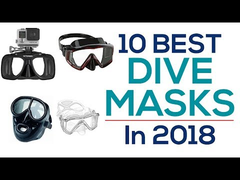 10 Best Dive Masks In 2018