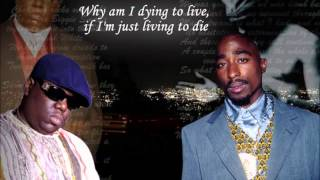 2pac Ft Biggie Runnin(Skellington Remix)